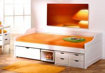 Eenpersoonsbed Met Opbergruimte : Eenpersoons bedden netbed